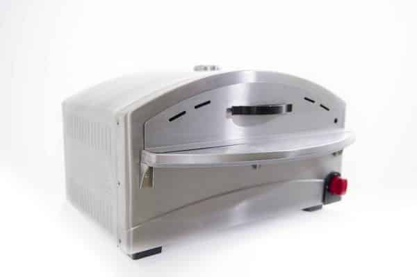 EXCELAIR PBO1 PORTABLE GAS PIZZA OVEN (LPG Ready)-0